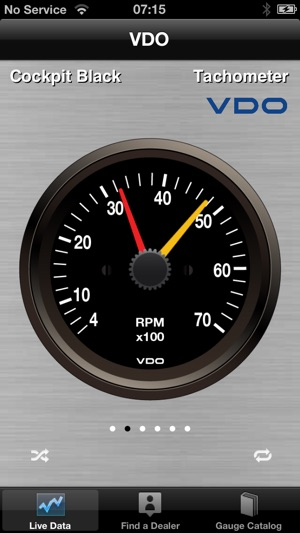 VDO Gauges2Go on the App Store