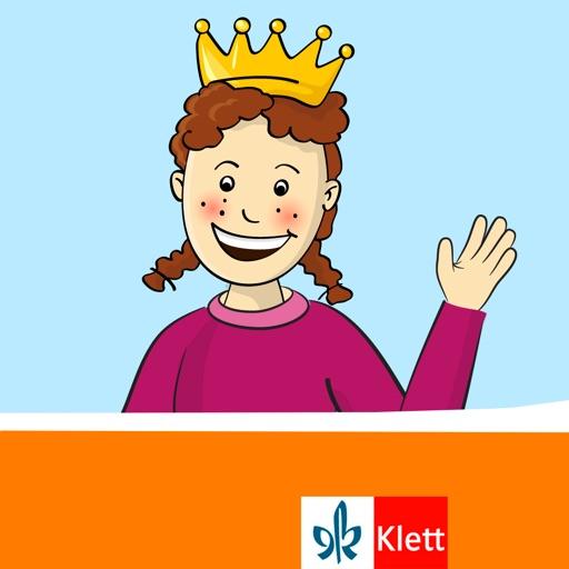 The birthday present, Englisch lernen in der Grundschule Klasse 2 - 4 mit Klett nach dem offiziellen Lehrplan