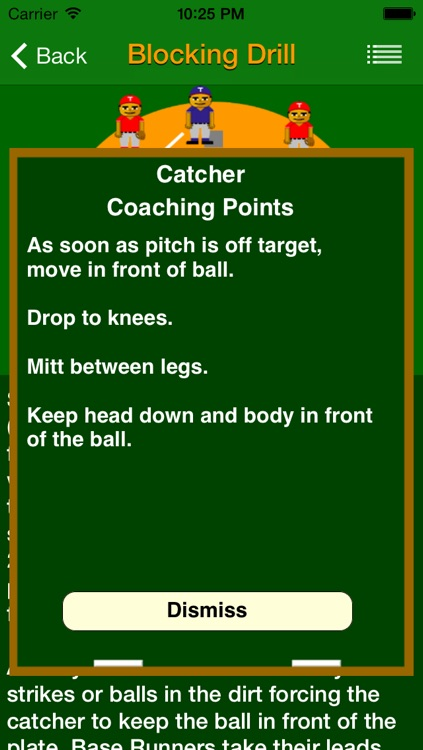 Baseball Coaching Drills - Youth screenshot-4