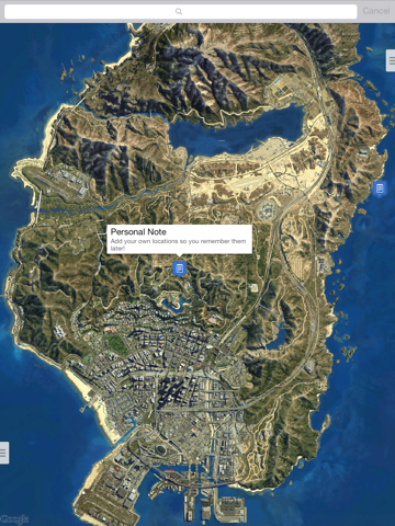 Interactive Map for GTA 5 - Unofficial-ipad-3