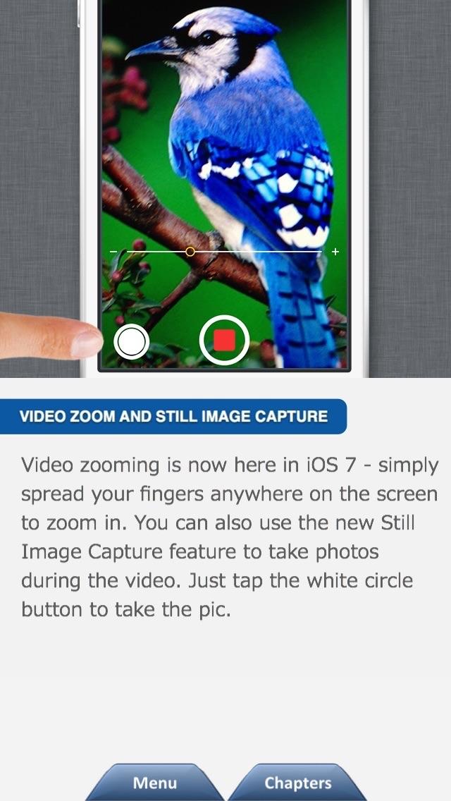 Secrets for iPod Touch - Tips & Tricks Screenshot
