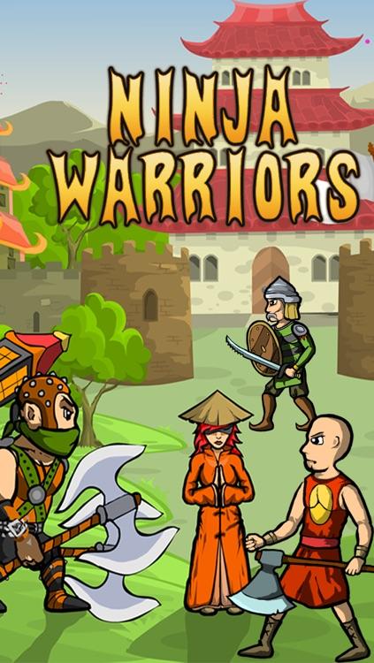 Ninja Warriors Pro - The Ultimate Ninja War Run screenshot-3