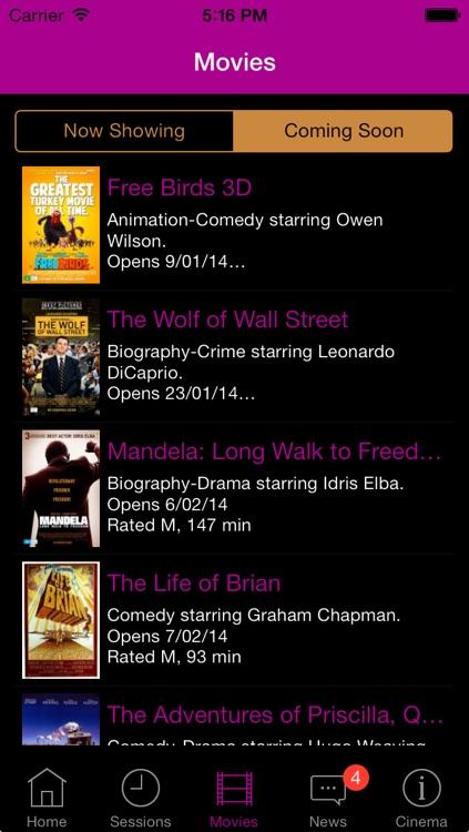 Hornsby Odeon Cinema screenshot-3