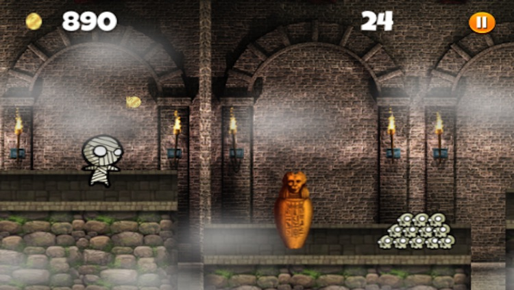 Angry Mummy: Temple Tomb Escape FREE screenshot-3