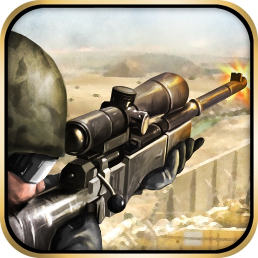 A Battlefield Sniper Assault PRO - Full Combat Warfare Version