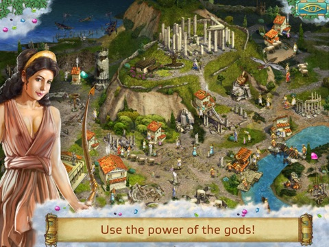 Heroes of Hellas Athens HD Screenshots