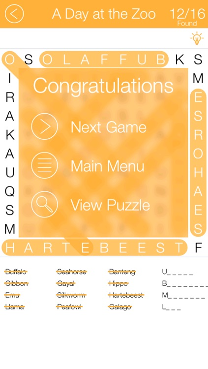 Word Search Master - Find and Uncover Hidden Words screenshot-4