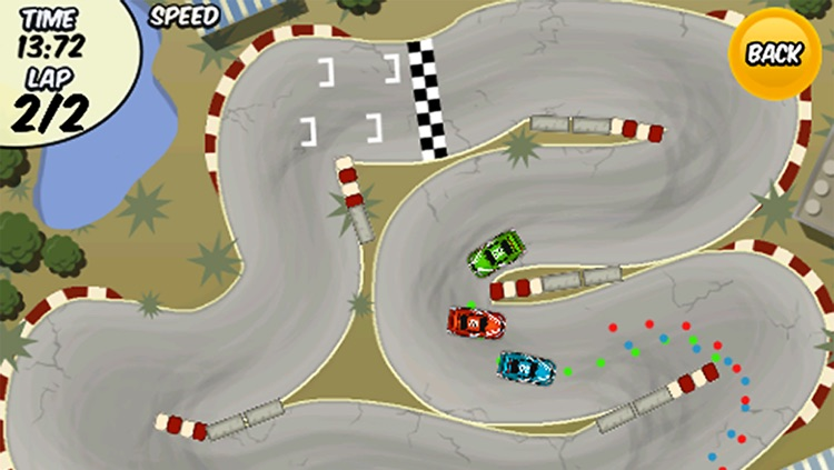 DrawRace - Turbo Edition screenshot-3