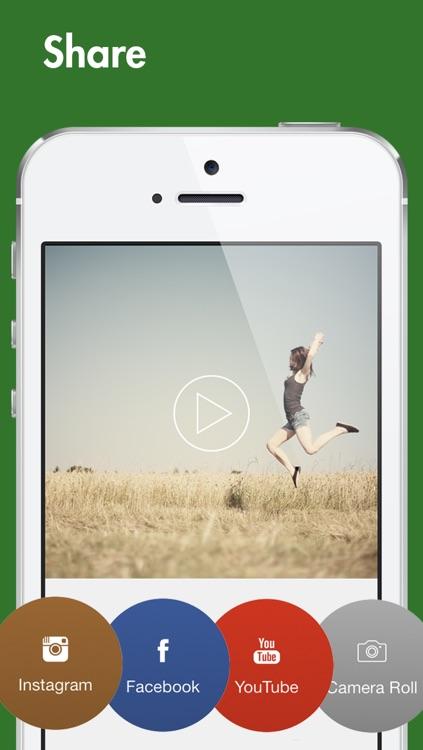 PicFlow - photo slideshow video maker for Instagram screenshot-4
