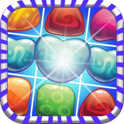 Candy Frenzy Diamond Quest : Match 3 Mania Free Game