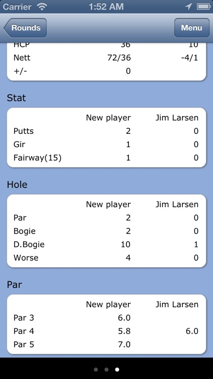 JLGolf screenshot-2