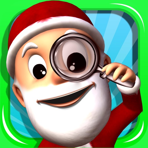 Christmas Games Puzzle For Kids : Free Games for Girls & Kids icon