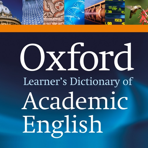 Oxford Learner's Dictionary of Academic English