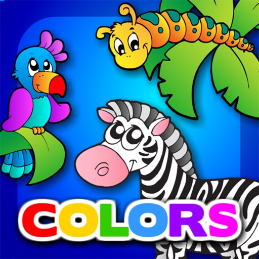 Preschool Colors Toys Train • Kids Love Learning Colors: Fun Interactive Educational Adventure Games with Animals, Cars, Trucks and more Vehicles for Children (Baby, Toddler, Kindergarten) by Abby Mon icon
