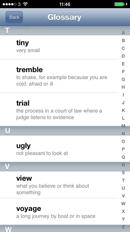 Gulliver's Travels: Oxford Bookworms Stage 4 Reader (for iPhone) screenshot-3