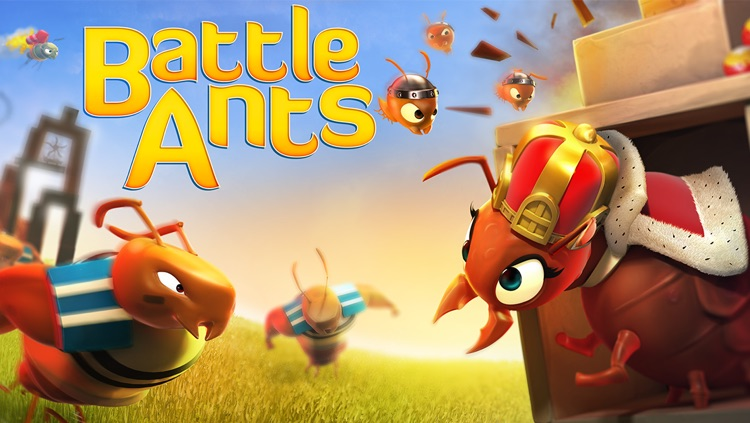 Battle Ants by Fun Games For Free screenshot-4