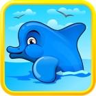 Dolphin Dash : Shark Hunter Edition icon