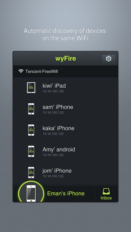 wyFire screenshot-1