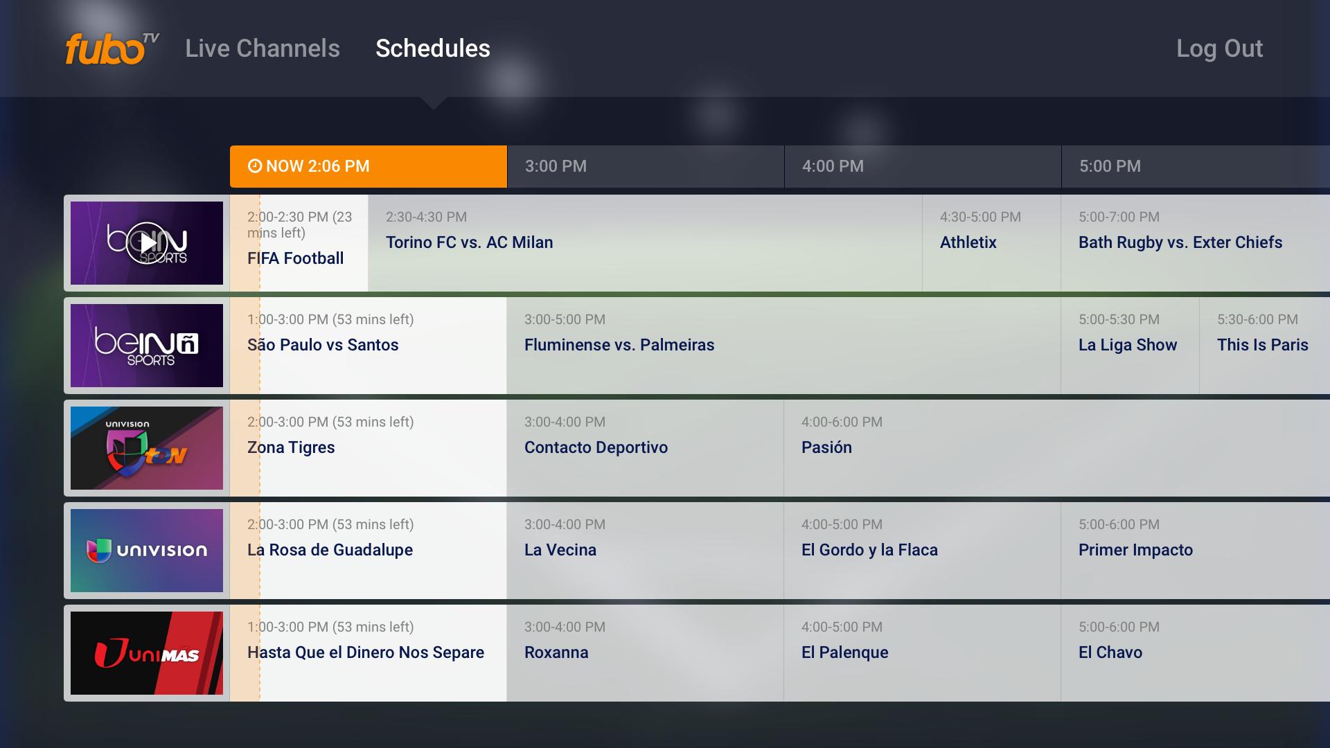 fuboTV: Watch Live Sports & TV screenshot 12