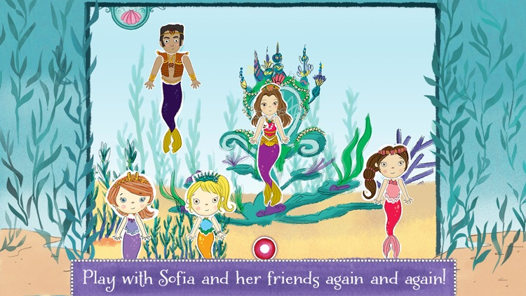 Sofia the First: The Floating Palace screenshot-4