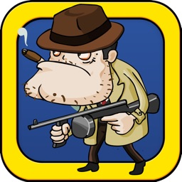 Mafia Gangster City Crime Games - Urban Criminal Game