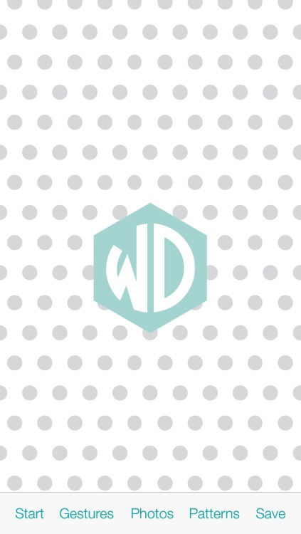The Monogram by WayDC - DIY background & wallpapers create custom fonts & app icons for home & lock screen themes skin design art maker screenshot-3