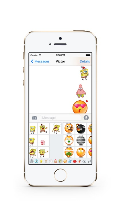 Animated Emoji Keyboard Pro - Fully Animated Emojis, Emoticon, Stickers & Gifs screenshot-3