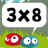 Math Times Tables FREE - a fun multiplication learning game for kids