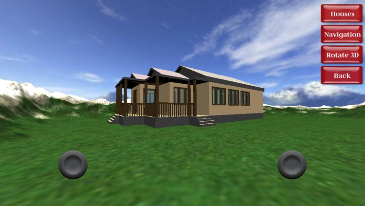 Houses 3D Free screenshot-3