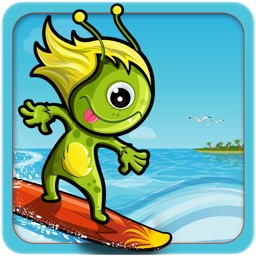 Acme Monster Surfers Multiplayer Mania: Adventure Cove (Free HD Game)