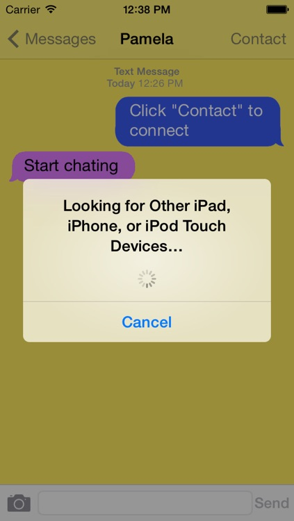 BT Chat with Friends Free screenshot-3