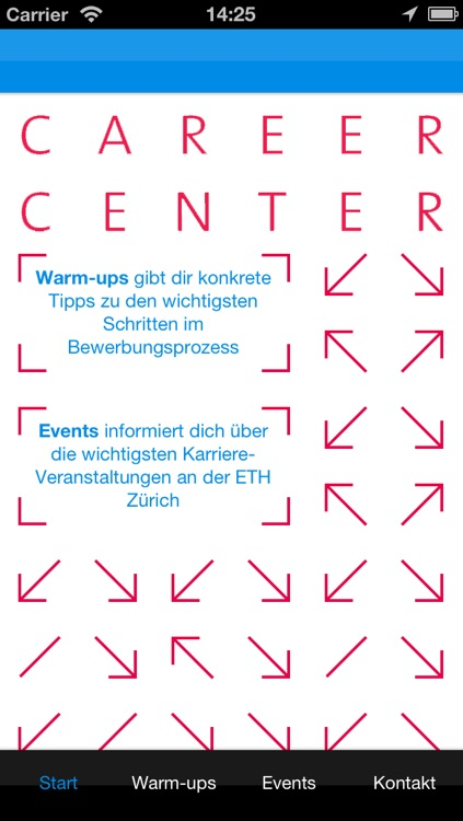 ETH Career Center