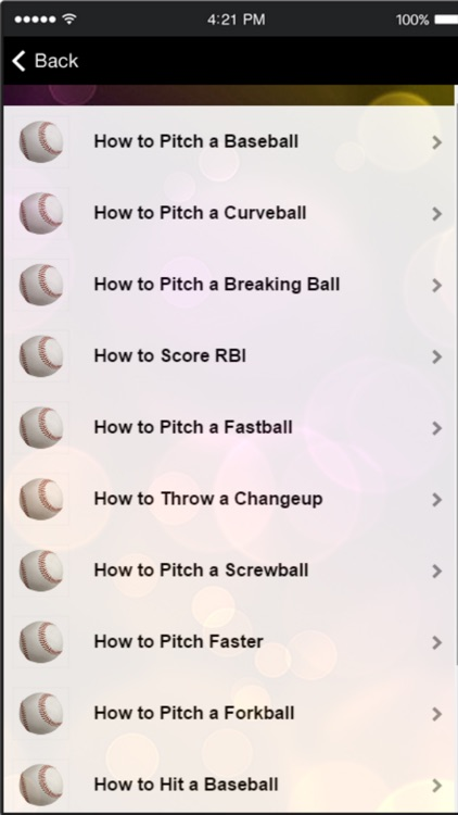 Baseball Tips - Learn How to Play Baseball Easily screenshot-4