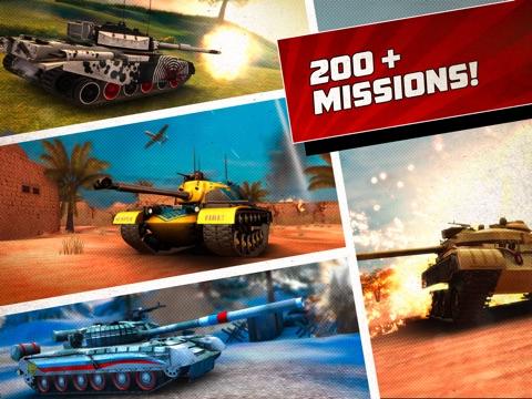 Screenshot #2 for Boom! Tanks