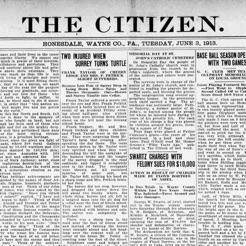 Newspapers  >> Vintage Newspapers On The App Store