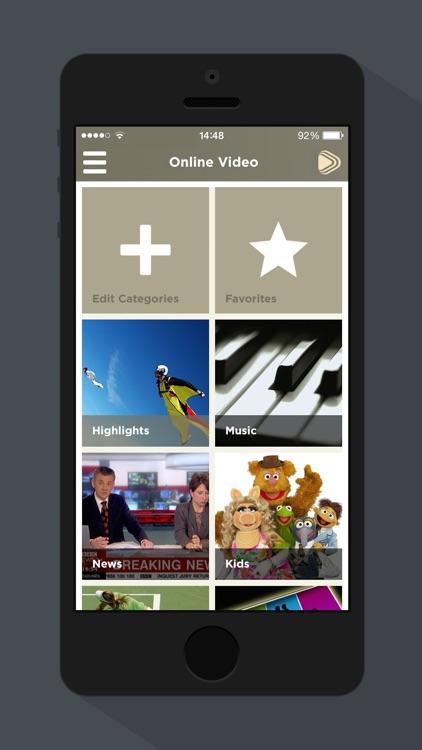 ZappoTV for Chromecast screenshot-3