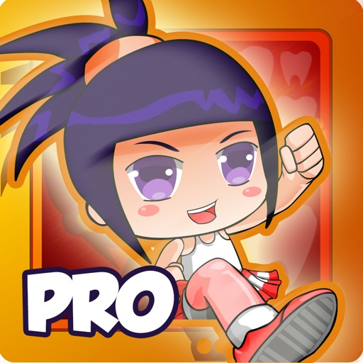 Awesome Anime Kid-s Action Run-ning Game-s Free For The Top Cool Tom-boy Girl-s & All The Best Children-s & Teen-s For iPad - Pro Version