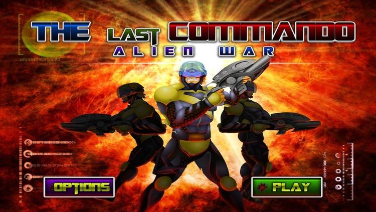 The Last Commando -Alien War Free