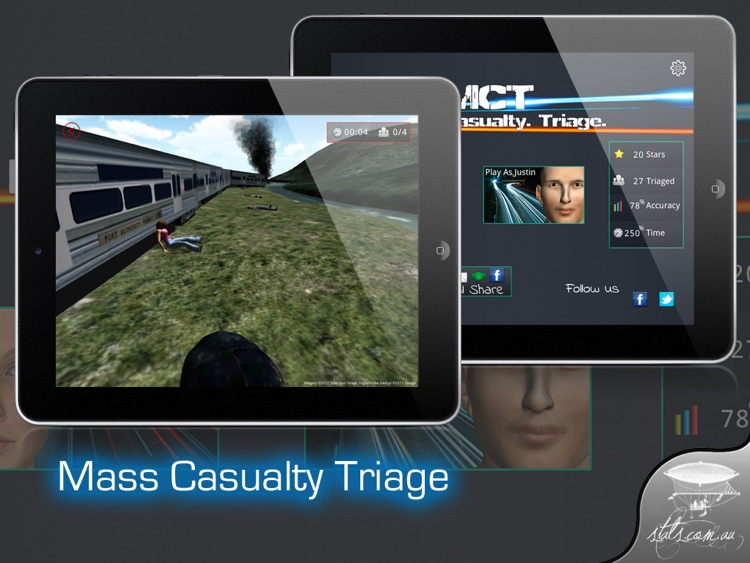 Mass Casualty Triage Pro