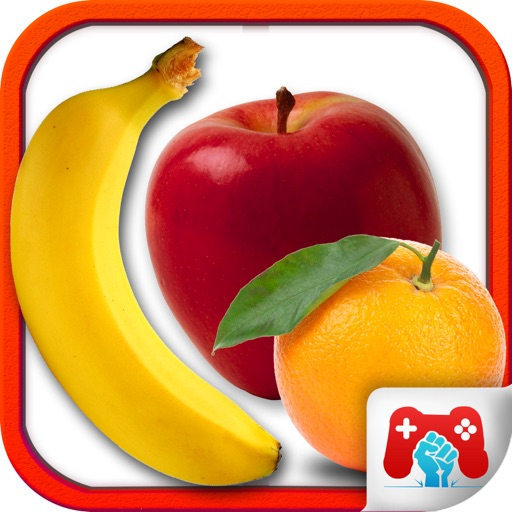 Preschool Real Fruit & Veggie