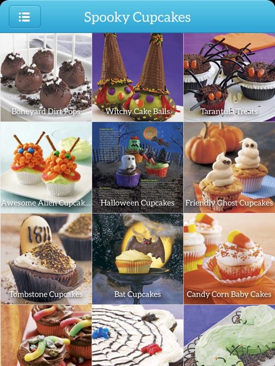 Halloween - TK Photo Cookbook for iPad