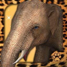 Virtual Pet Elephant
