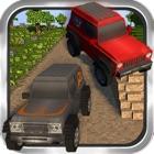 3D Jeep Crash and Burn Racing Mania - Fun-nid gratuit Pixel voiture jeu d'enfant-s et Teen-s icon