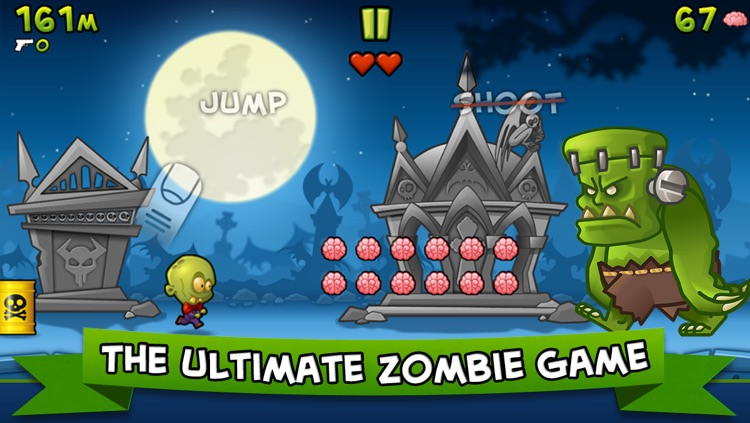Zombie Extreme - The Ultimate Endless Runner