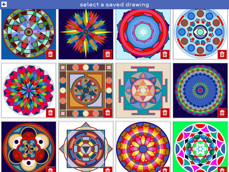 Mandala Magick screenshot-3
