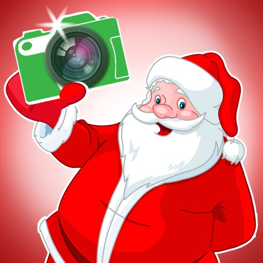 A Christmas Camera - Create Xmas Greeting Card & Winter Photo Collage With Audio Message HD
