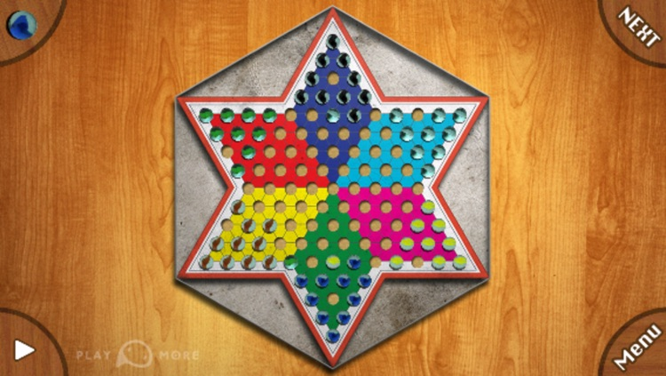 (Int'l) Chinese Checkers screenshot-1