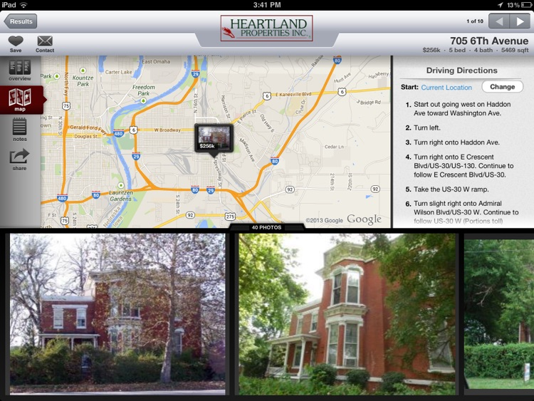 Heartland Properties Inc for iPad screenshot-3