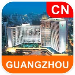 Guangzhou, China Offline Map - PLACE STARS