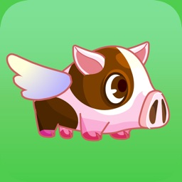 Hoppy Pig - The Adventure Road of 2 Tiny Bird
